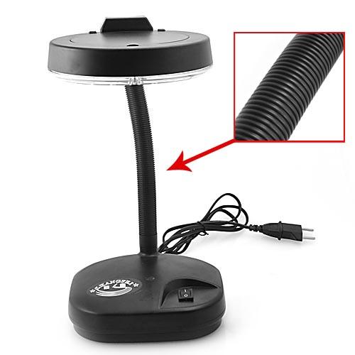lupenlampe lupenleuchte manik re lampe mit lupe 5x ebay. Black Bedroom Furniture Sets. Home Design Ideas