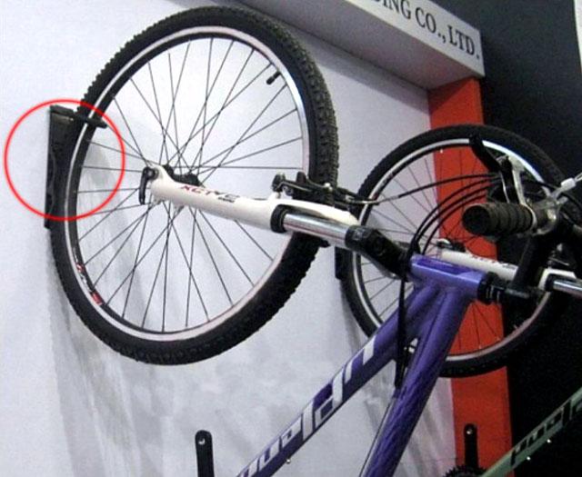 fahrradaufh ngung fahrradhalter velost nder fahrradst nder. Black Bedroom Furniture Sets. Home Design Ideas