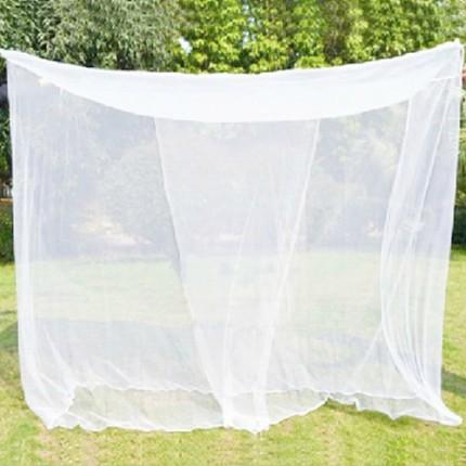 fliegennetz m ckenschutz insektenschutz f r doppelbett. Black Bedroom Furniture Sets. Home Design Ideas