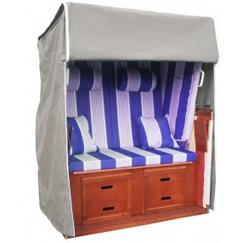 schutzh lle strandkorb aus 240d oxford wasserdicht. Black Bedroom Furniture Sets. Home Design Ideas