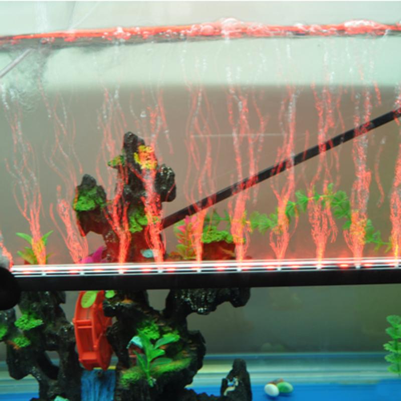 beleuchtung led aquarium mit fernbedienung 30 st ck bunt. Black Bedroom Furniture Sets. Home Design Ideas
