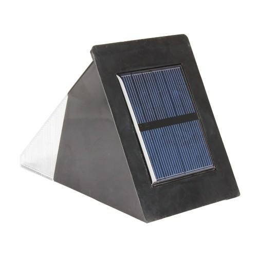 Solar licht wandlampe wandleuchte solarleuchte for Solar licht