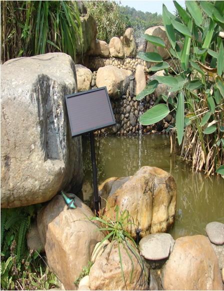 solarpumpe teich wasserspiel springbrunnen. Black Bedroom Furniture Sets. Home Design Ideas