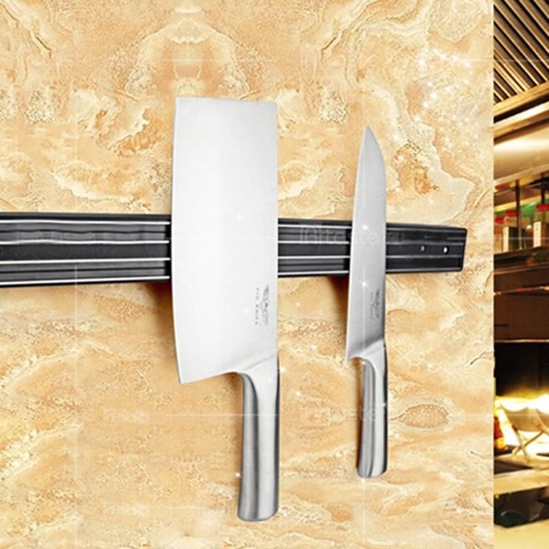 magnetleiste messer selbstklebend werkzeughalter 38cm schwarz. Black Bedroom Furniture Sets. Home Design Ideas