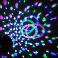 Lichteffekte Party RGB LED Discokugel