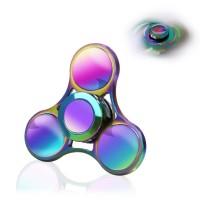 Finger Spinner, mehrfarbig Fidget Spielzeug Hand Spinner Fingerkreisel Metall