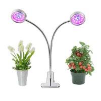 LED Pflanzenlampe mit dual Köpfen 16W