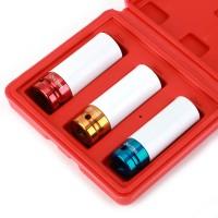 3 tlg. Steckschlüssel-satz 1/2 Reifen wechseln Werkzeug Set (12.5 mm)