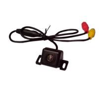 Rückfahrkamera, 120° Winkel Backup-Kamera Auto Kamera, mini wasserdicht Nachtsicht , 648 x 488 Pixel, mit  Netz Kabel und Video Kabel, Schwarz