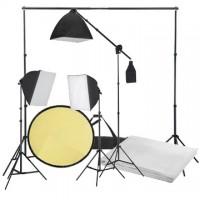 Fotoleuchte Hintergrundsystem Reflektor