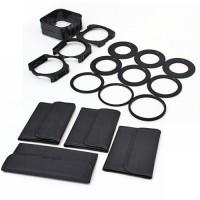 Filter Set Cokin P Series + Lens Hood