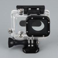 Wasserdichte Schutzhülle Gehäuse  Gopro Hero Kamera 3, 3+ und 4, für Verwendung der Sport-Kamera unter Wasser, aus wetterfestem Material 7,5*6*3cm