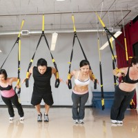 Schlingentrainer Expander Suspension Trainer