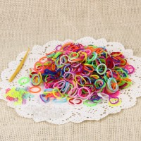 DIY 600pcs Loom Bandz Rubber Bands