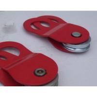 Metall Umlenkrolle Seilrolle Seilzug Seilwinde Snatchblock bis 10T