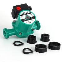 Heizungspumpe, Hocheffizienzpumpe, Umwälzpumpe energieeffizient - LRS40-6S/180, 220V - 50Hz, Grün