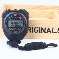 Stoppuhr, Digitale Stoppuhr Timer,Handheld Digital Stoppuhr für Sports Training