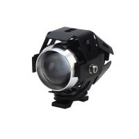 LED Fernlicht für Auto wasserdicht 10W schwarz
