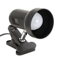 Klemmleuchte Clampspot  E27 oder E14 diverse Farben Bettleuchte Buchlampe Leselampe Leuchte