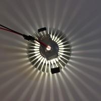 LED Wandleuchte Flurlampe 3W warmweiss