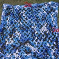Marine Tarnung Tarnnetz mit Tasche, 2 x 3 m, ca. 780g