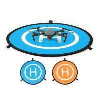 Landing Pad, Foldable Drone Leuchtende Funktion Drone Landing Pad 2 Sides für DJI Mavic Pro Zubehör, 75CM