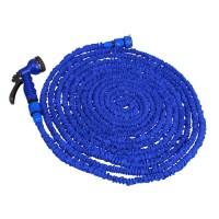 Wasserschlauch Gartenschlauch 30m+Gartenbrause 30m Zauber Blau