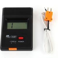 Digital Typ K Temperaturmessgerät Thermometer -50°C bis 1300°C