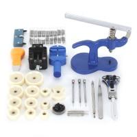 Uhrenwerkzeug Set 409-teiliges Reparatur Uhrmacherwerkzeug Uhr Werkzeug Tasche Watch Tools