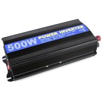 KFZ Spannungswandler 500/1000W Wechselrichter, mit  Zigarettenanzünder Stecker, 12V-240V mit USB 5V