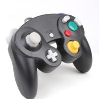 Nintendo Gamecube Controller/Kontroller Schwarz