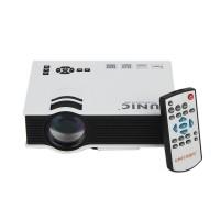 LED Beamer HDMI Videoprojektor 1080P 55W