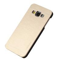 Harte Schutzhülle für Samsung Galaxy A3 Hülle Rück Schale Cover Case Schutz Hülle Tasche Housse Alu