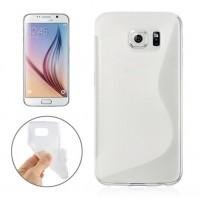 Samsung Galaxy S7 Edge Cover Crystal TPU Soft Etui Tasche Silikon Schutzhülle Case Hülle Kratzfeste
