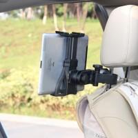KFZ-Kopfstützen Tablet Halterung, Auto Rücksitz Kopfstütze, einstellbar, für iPad Mini/Air, 7-10.4 Zoll Tablets