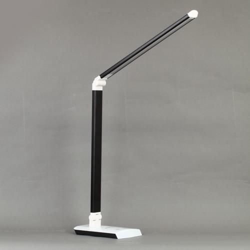 lampe schreibtisch led weisslicht 10w 60led schwarz. Black Bedroom Furniture Sets. Home Design Ideas