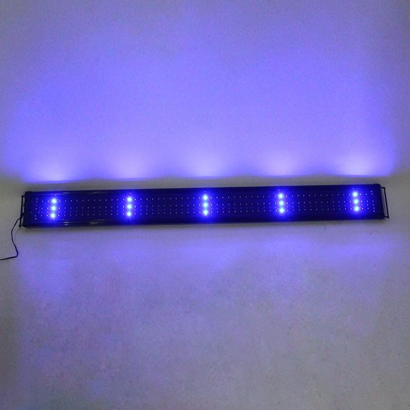 leuchte led aquarium 177 led beleuchtung 10w 12v wasserdicht. Black Bedroom Furniture Sets. Home Design Ideas