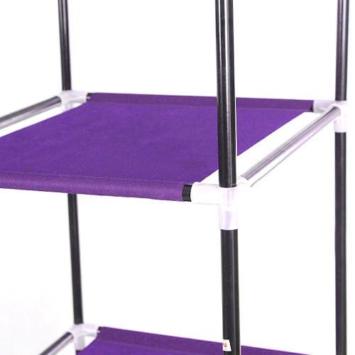 kleiderschrank stoff. Black Bedroom Furniture Sets. Home Design Ideas