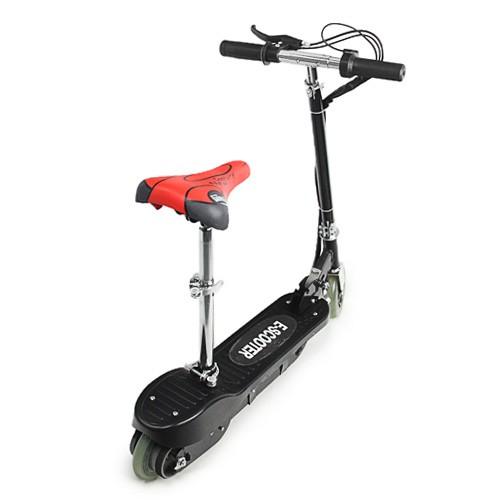 elektroroller elektro scooter e roller mit sitz. Black Bedroom Furniture Sets. Home Design Ideas