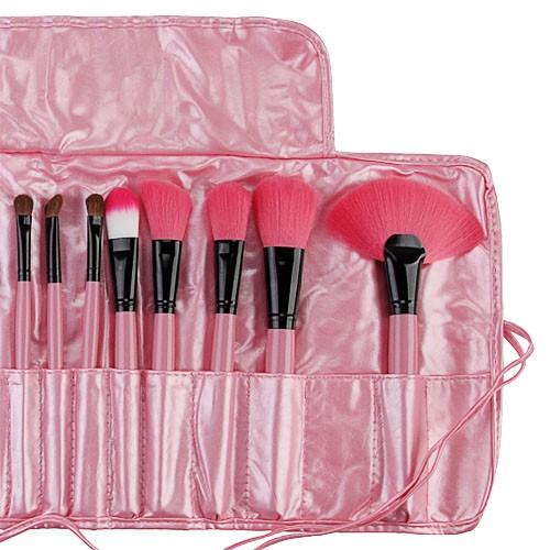 make up pinsel set schweiz 24tlg kosmetik pinselset. Black Bedroom Furniture Sets. Home Design Ideas