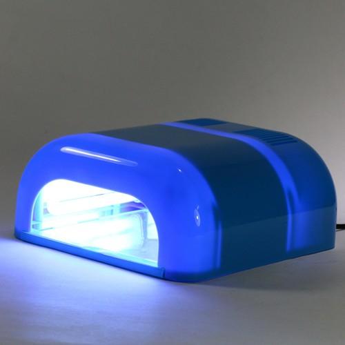 uv lampe kaufen schweiz nageltrockner lichth rtungsger t profi 36w blau. Black Bedroom Furniture Sets. Home Design Ideas