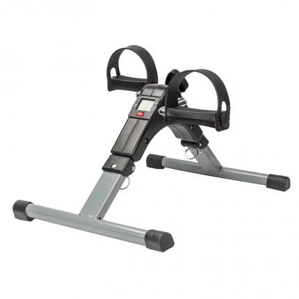 bein pedaltrainer faltbarer mini heimtrainer f r arme und beine. Black Bedroom Furniture Sets. Home Design Ideas