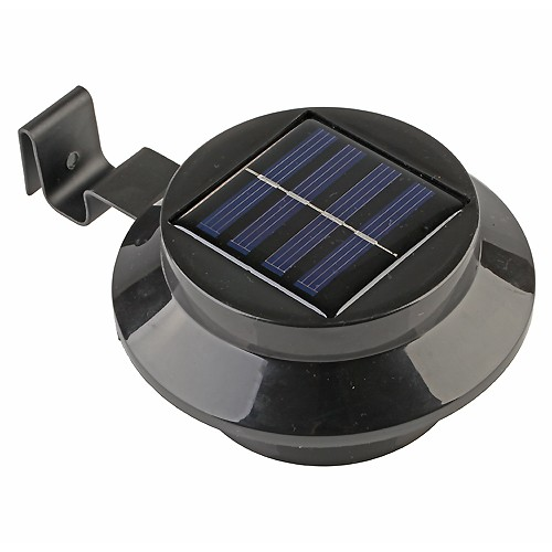 solar outdoor wandlampe3 led lampe. Black Bedroom Furniture Sets. Home Design Ideas