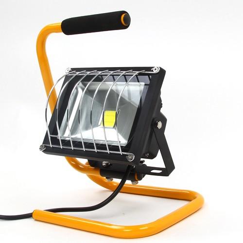 flutlicht led strahler arbeitsleuchte led strahler 20 watt. Black Bedroom Furniture Sets. Home Design Ideas