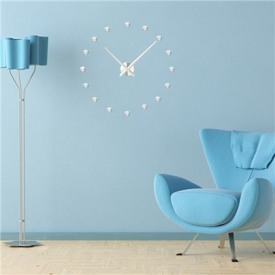 wanduhr diy diamant wandtattoo dekoration f r wohnzimmer g nstig kaufen. Black Bedroom Furniture Sets. Home Design Ideas