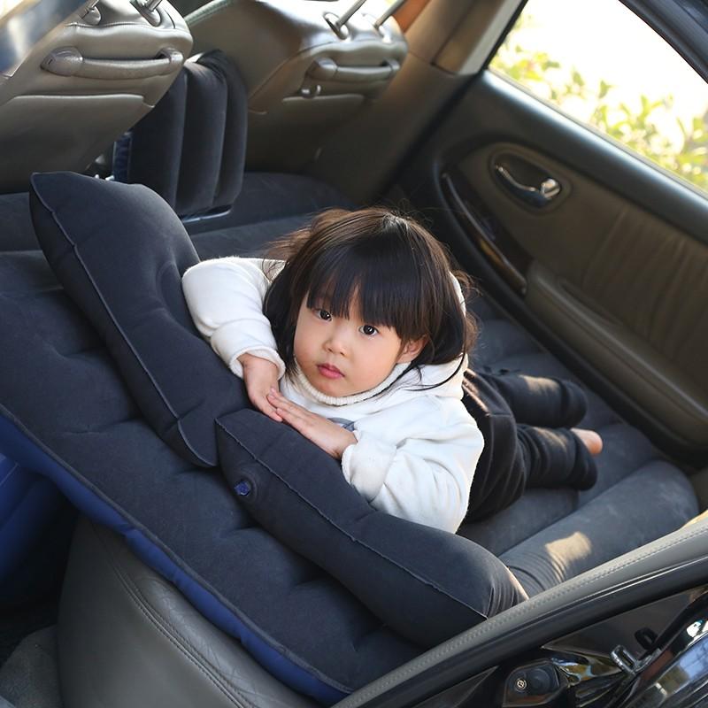 Autos luftmatratze auto travel aufblasbares luftmatratze for Aufblasbares bett