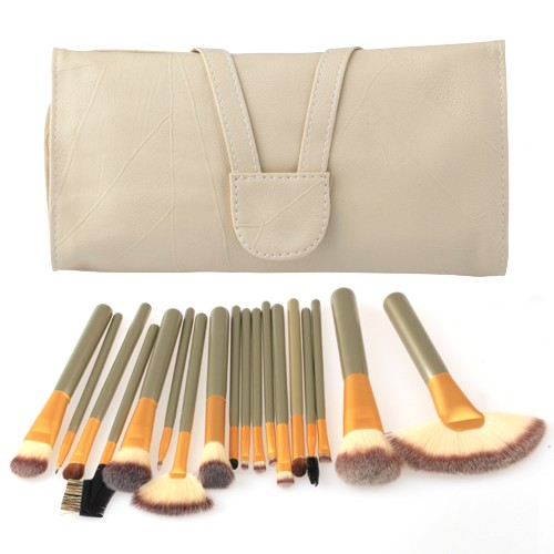 Make Up Pinsel Set Schweiz 18tlg Make Up Bürste 365buych