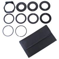 Filter Set G.ND2 4 8 Filter-Ring Objektiv Adapter Ringe Zubehör