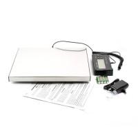 Paketwaage Ladenwaage Plattformwaage Waage LCD mit Display 0.1kg/200kg