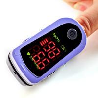 Finger Pulsoximeter Schweiz mit LED Display